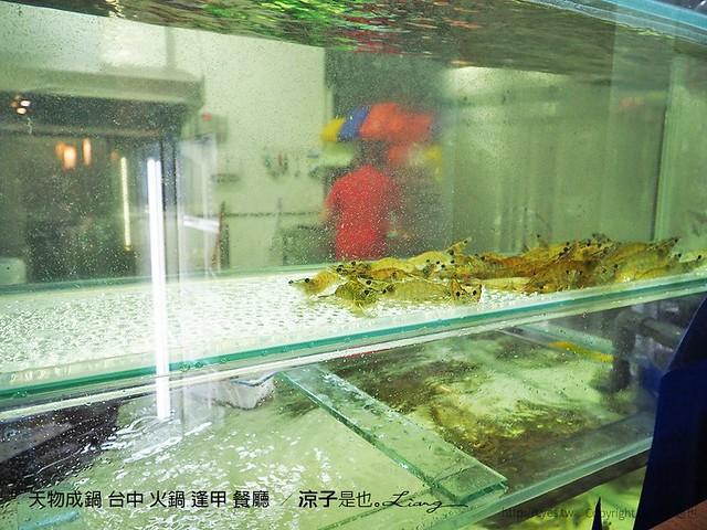 天物成鍋 台中 火鍋 逢甲 餐廳  36