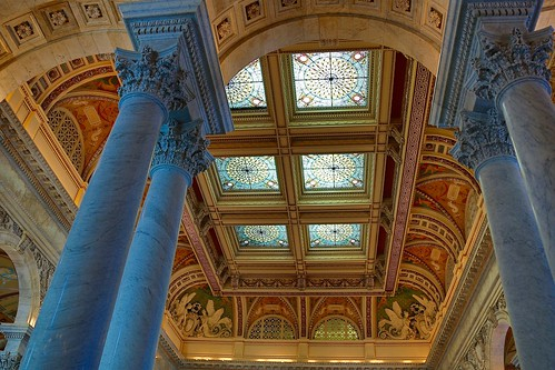 washingtondc libraryofcongress greathall