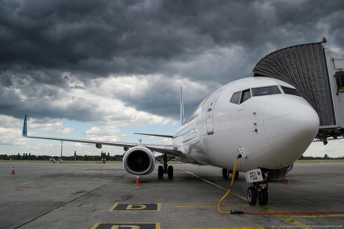 Новый прямой рейс МАУ Киев-Будапешт