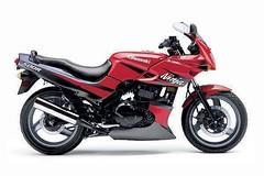 Kawasaki 500 GPZ 2001 - 1