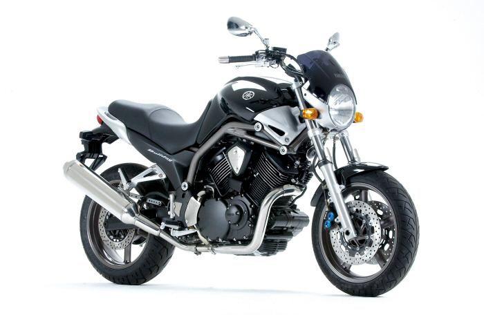 Yamaha BT 1100 BULLDOG 2002 - 10
