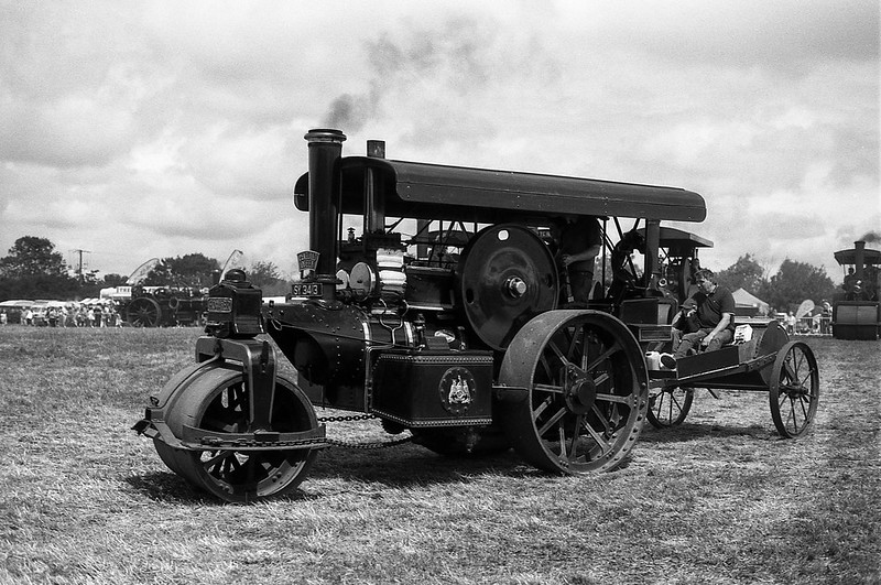 FILM - Sheffield Steam Rally 2017-22