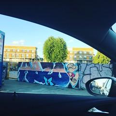 #stockwell #londongraffiti #graffitistyle #londonstyle
