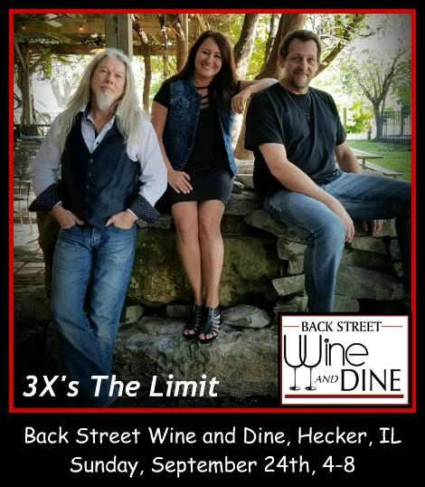 3X's The Limit 9-24-17