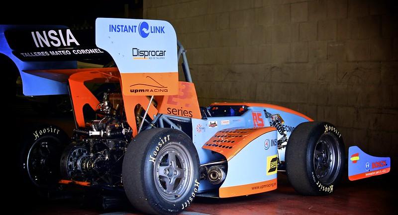 El monoplaza que competirá en Silverstone