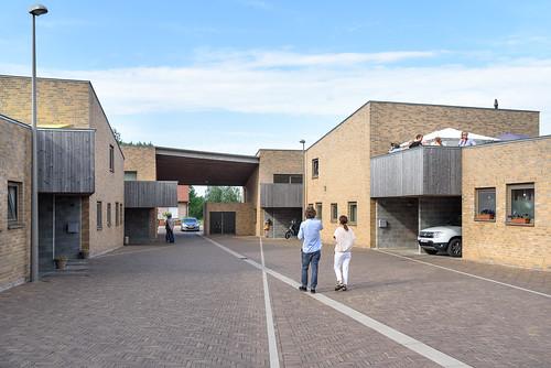 Sociale woningen Ouwegemsesteenweg