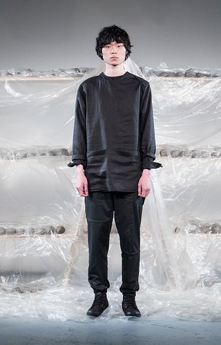 Phoebe English Spring 2018 Menswear