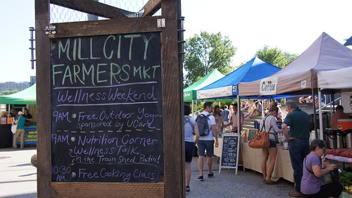 July 8, 2017 Mill City Farmers Market