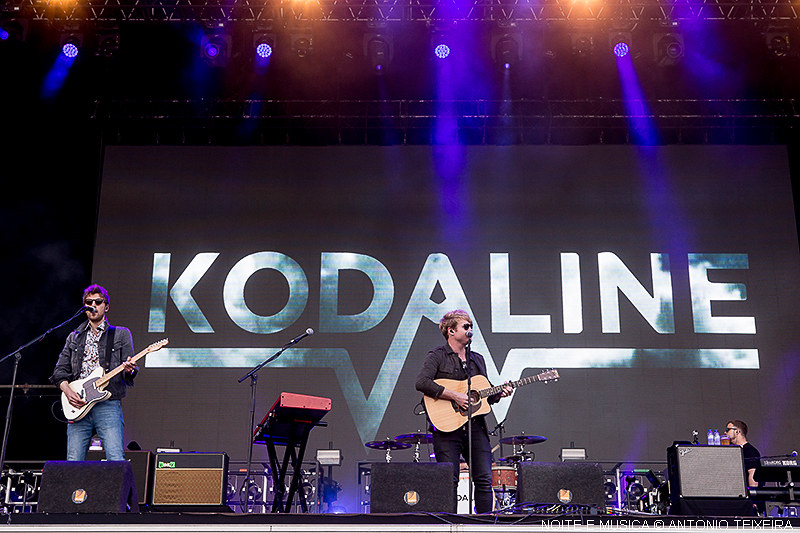 Kodaline - NOS Alive '17