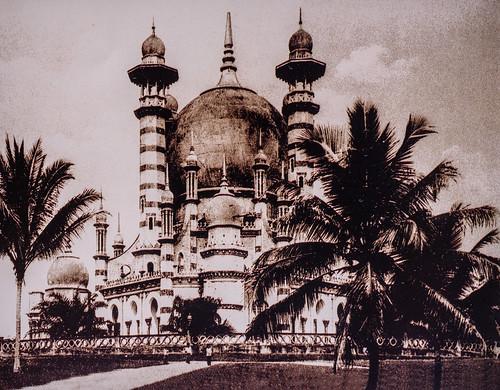 The Ubudiah Mosque