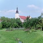 St. Nicola Church in Jastrebarsko