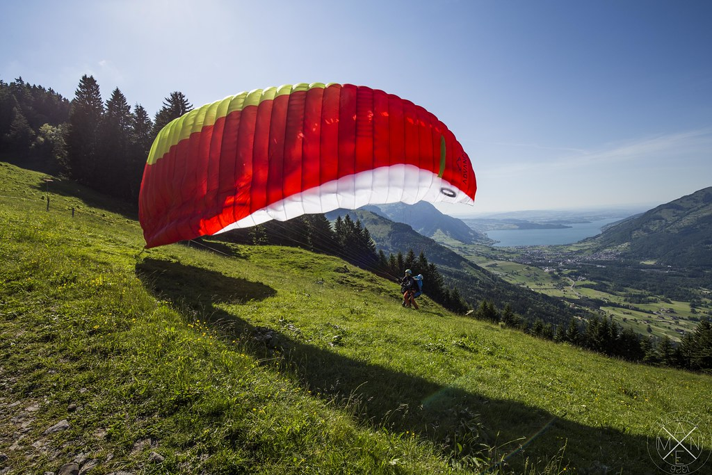 Paragliding | My girlfriend gifted me a flight with a paragl