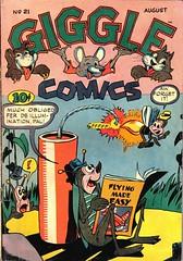 Giggle Comics 21