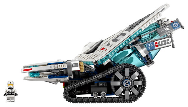 The LEGO Ninjago Movie 70616  Ice Tank 4