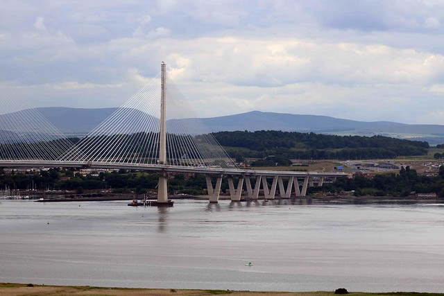 qUEENSFERRY CROSSING, Canon EOS 760D, Canon EF100-400mm f/4.5-5.6L IS II USM
