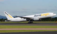AeroLogic 777-FZN D-AALD. 02/07/17.