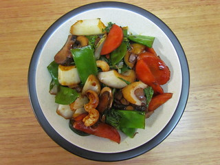 Teriyaki Wok Vegetables