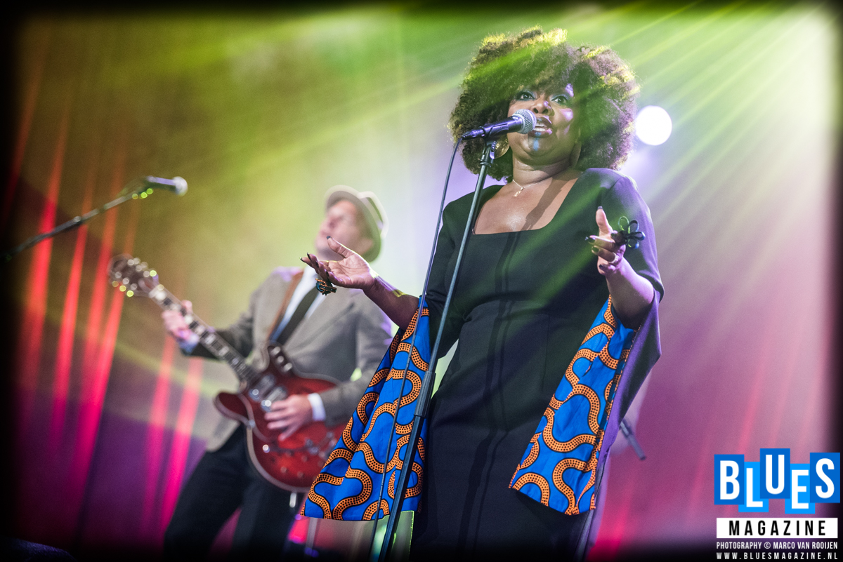 Michelle David & The Gospel Sessions @ North Sea Jazz 2017