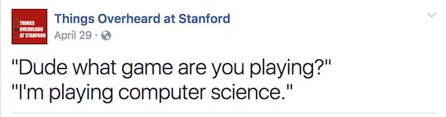 Things Overheard at Stanford: The Future