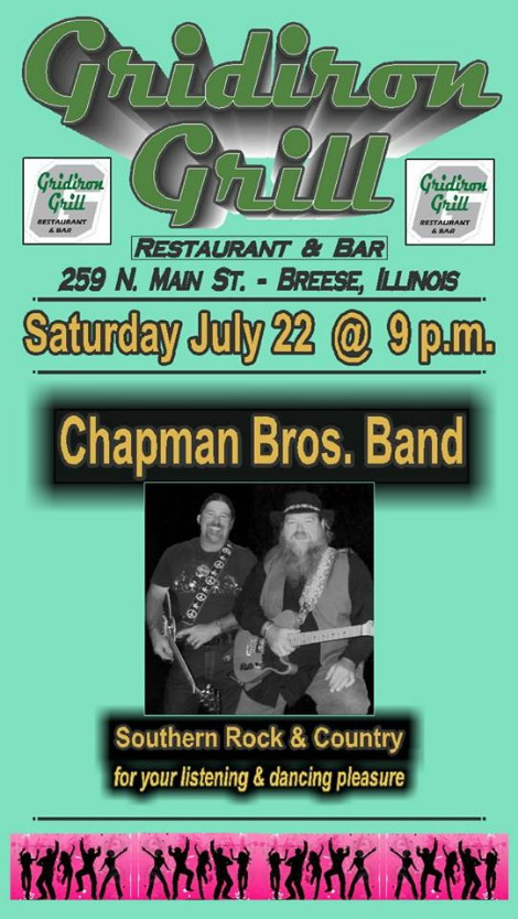 Chapman Bros. Band 7-22-17