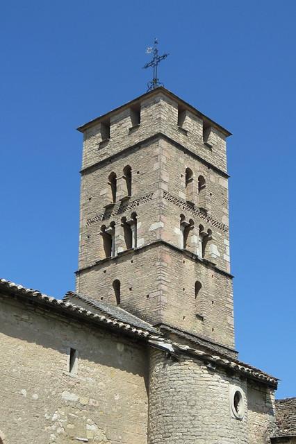 Uchizy : église Saint-Pierre, Canon POWERSHOT SX280 HS