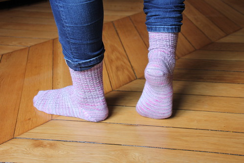Petty Harbour Socks