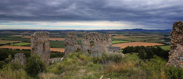 Oponický Castle landmark & historical place