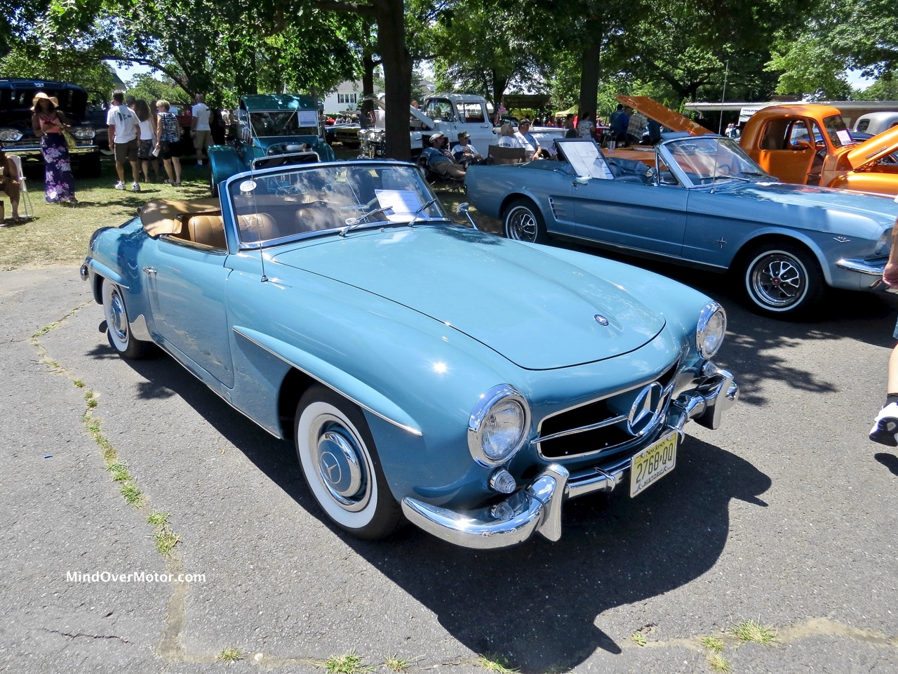 190SL Front 2