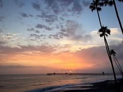Sundown in San Clemente