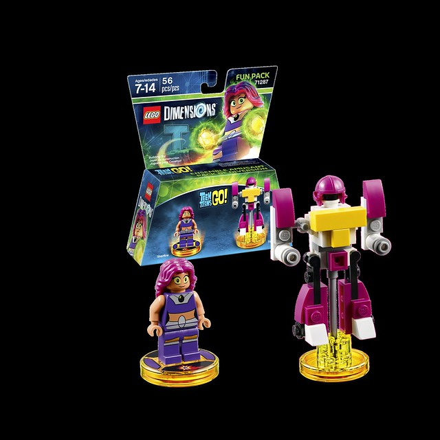 71287 Teen Titans Go Fun Pack