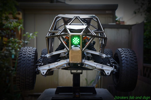 Snadrail cage Ver-37 for HPI Baja with SFP RC40.