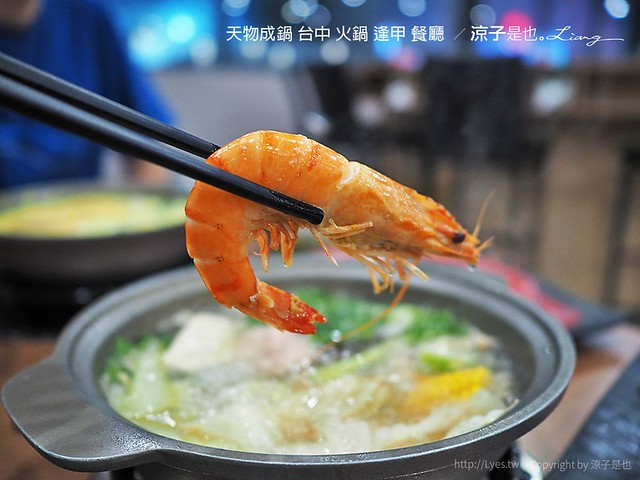 天物成鍋 台中 火鍋 逢甲 餐廳  9