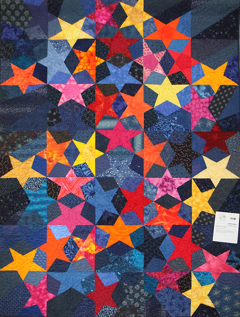 119: Starry, Starry, Night—Linda Jarosz
