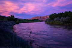 The Upper San Juan River (6-16-17 - 6-19-17)