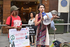 21/06/17 Justice for Grenfell Tower: Vigil and Protest in Birmingham
