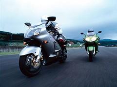 Kawasaki 1200 ZX-12R 2000 - 15