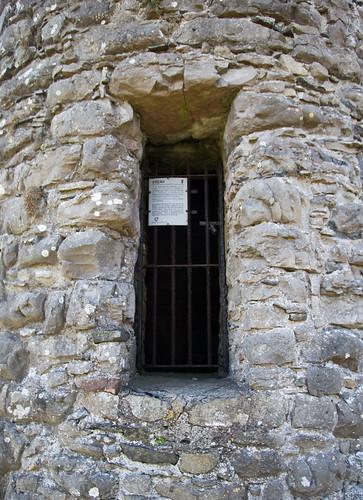 Clones Round Tower door