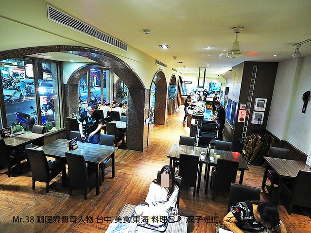 Mr.38 咖哩界傳奇人物 台中 美食 東海 料理包 60