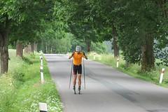 Přehled tras na kolečkové lyže po celé ČR