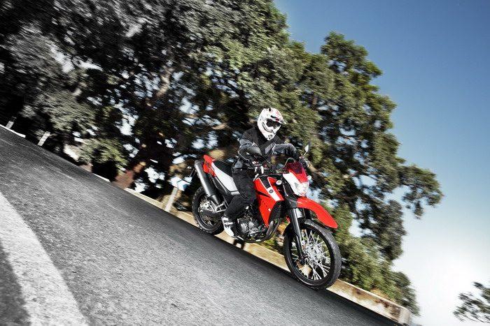 Yamaha XT 660 R 2011 - 10