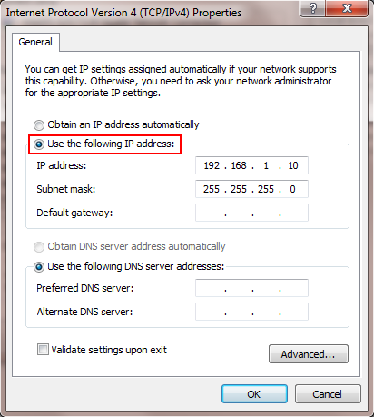 How to Connect to Allen Bradley Ethernet Enabled Devices