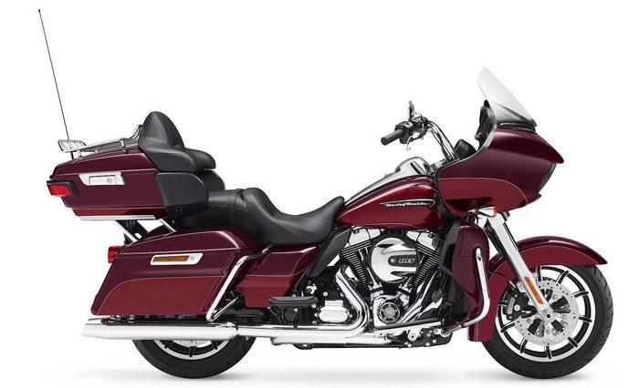 Harley-Davidson 1690 ROAD GLIDE ULTRA FLTRU 2016 - 0