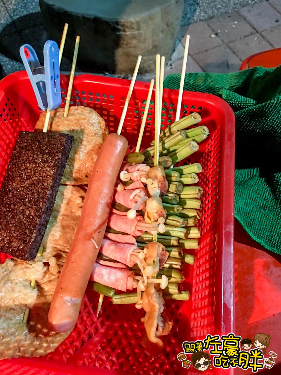 鳳山阿燕專業烤肉攤-7
