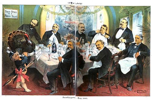 Danksagung Tag 1885