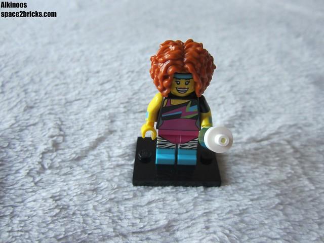 Lego minifigures S17 p38
