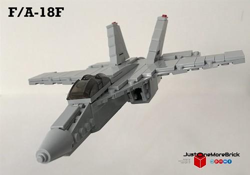 F/A-18F Super Hornet (1/72 Scale)