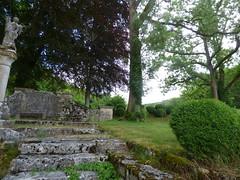 Gardens at Fontenay Abbey