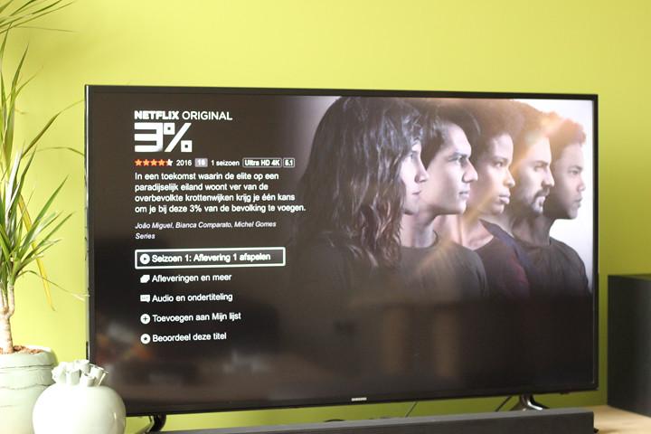 3x series op Netflix die ik momenteel bingewatch