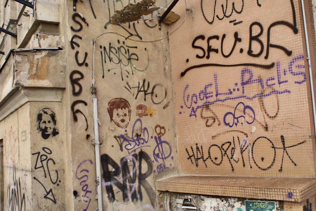 Street art à Bratislava