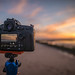 Capturing capturing the Sunset!!! by Starman_1969